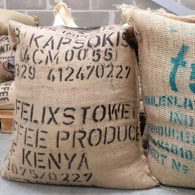 A Sneaky Preview of our Two New African Coffees