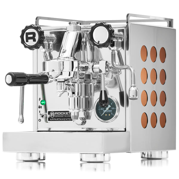 Rocket Espresso Appartamento HX Coffee Machine (Copper)