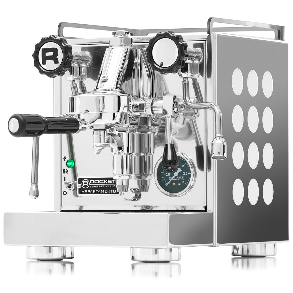 Rocket Espresso Appartamento HX Coffee Machine (White)