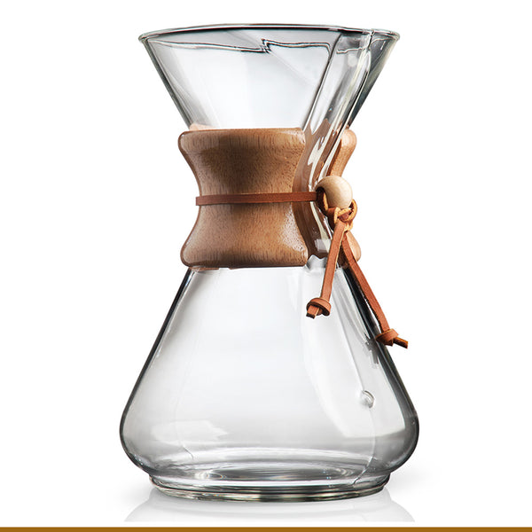 Chemex - 10 Cup - Wooden Collar Series