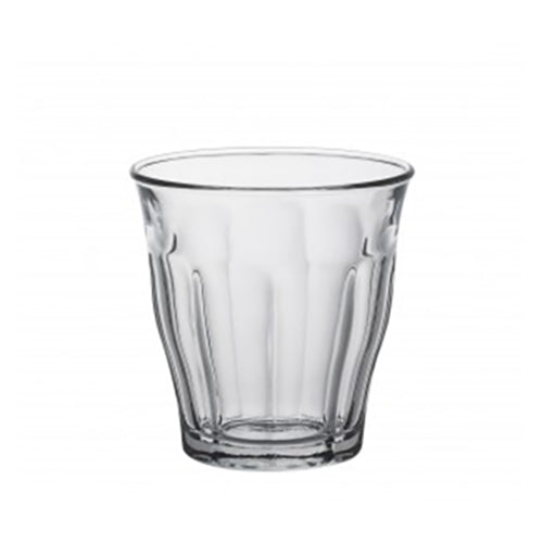 Duralex - Picardie - Piccolo Glass - 130ml / 4.5oz x 6