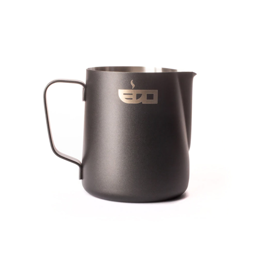 EDO - BLACK MILK PITCHER | 12oz / 350ml