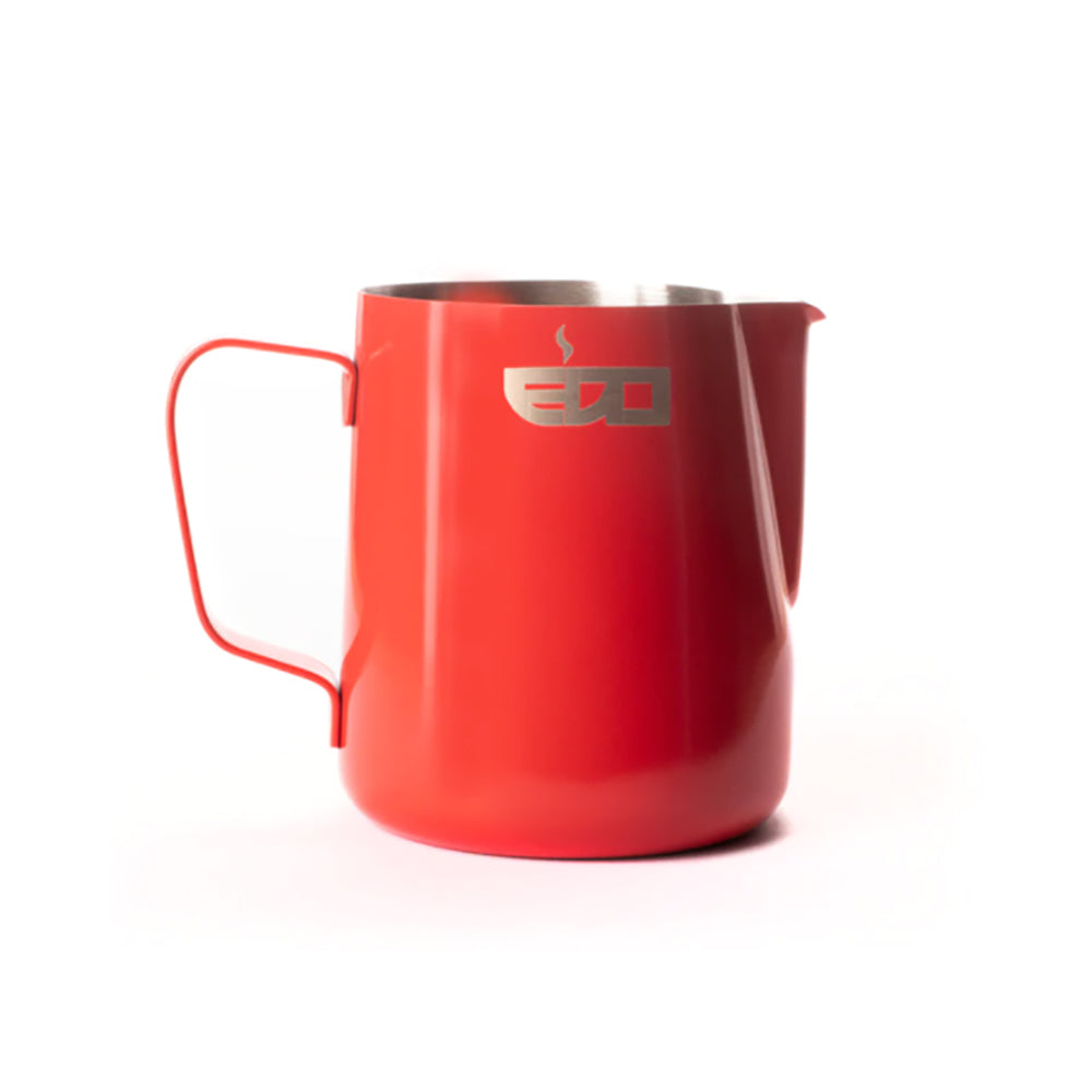 EDO - RED MILK PITCHER | 12oz / 350ml