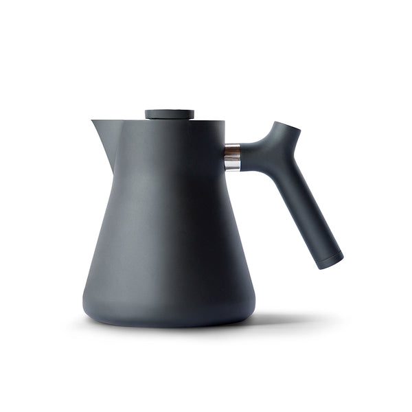 Fellow - Raven Kettle & Tea Steeper [Matt Black]