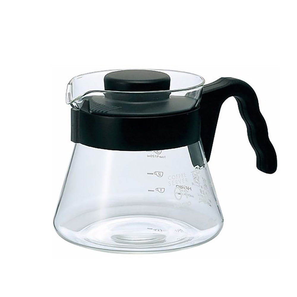 Hario - V60 - Coffee Server - 450ml (Size 01)