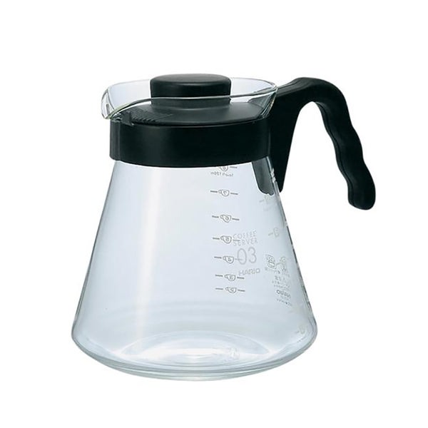 Hario - V60 - Coffee Server - 1000ml (Size 03)