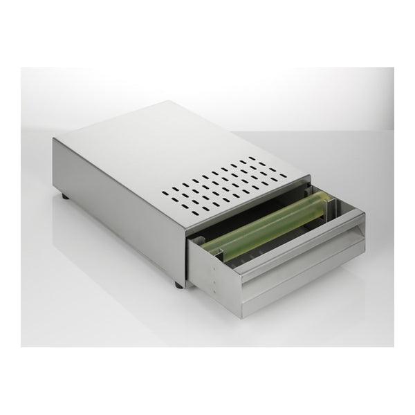 Under Grinder Knock-Out Drawer (Silver)