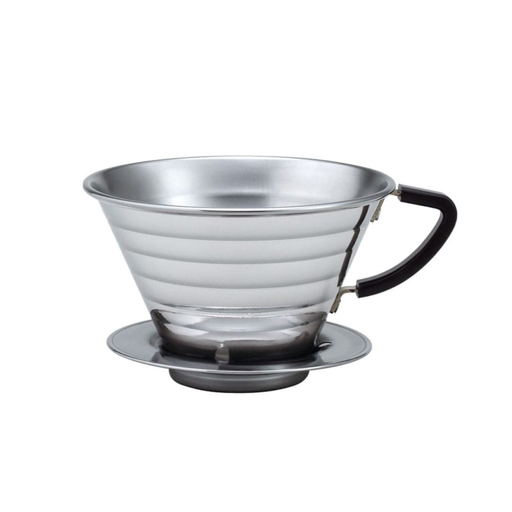 Kalita - Wave Dripper - 185 - Stainless Steel