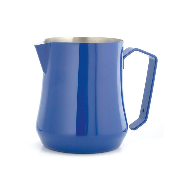 Motta - Tulip - Pro Milk Pitcher - Blue (50cl)