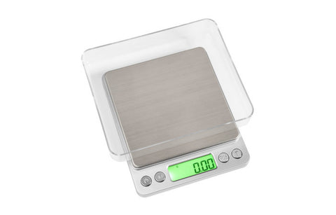 On Balance: ENVY Scales 500g / 0.01g
