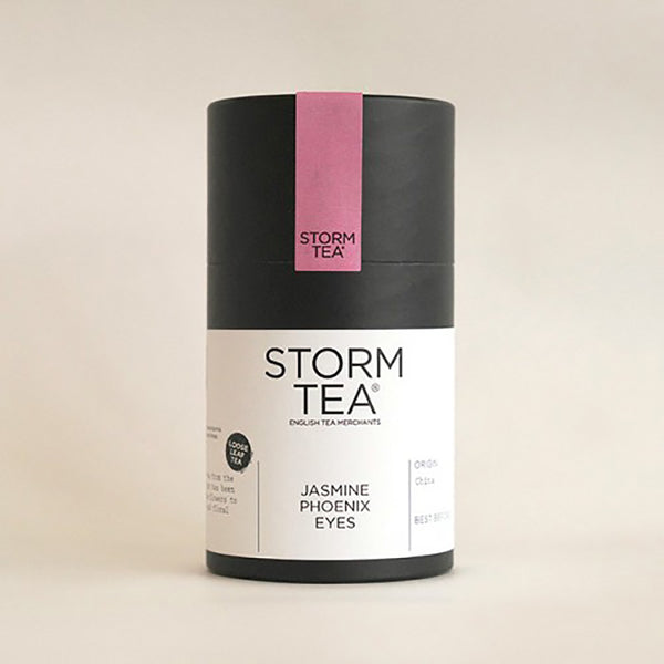Storm - Jasmine Phoenix Eyes Tea - 100g Tin