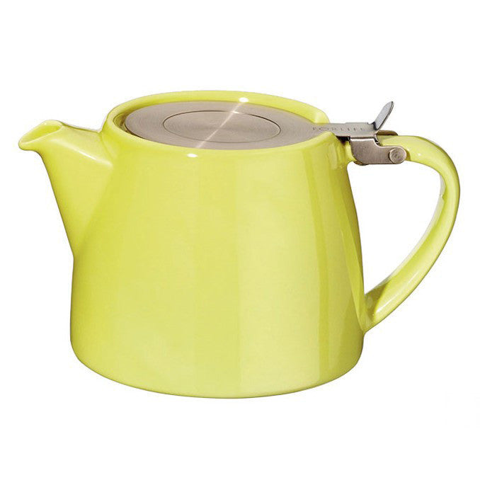 Forlife: Stump Teapot - Lime (18oz / 530ml)