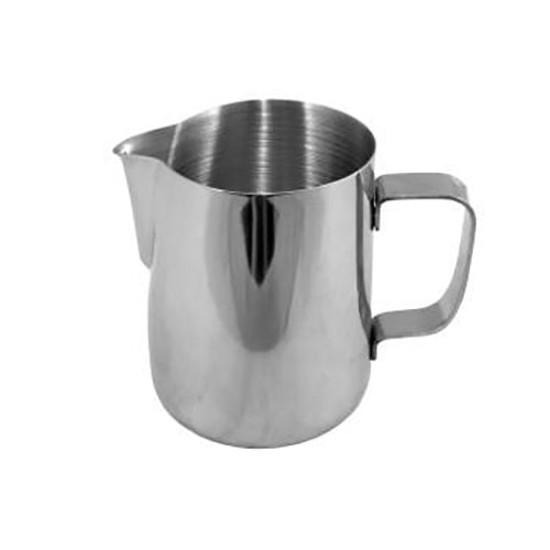 Classic Milk Pitcher - Stainless Steel - (12oz/340ml)
