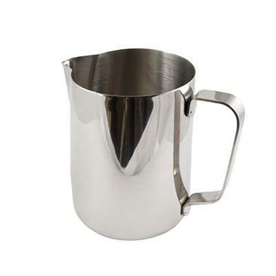 Classic Milk Pitcher - Stainless Steel - (20oz/570ml)