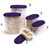 Tupperware Man UK:  Space Saver Ovals Set, Modular Mates)
