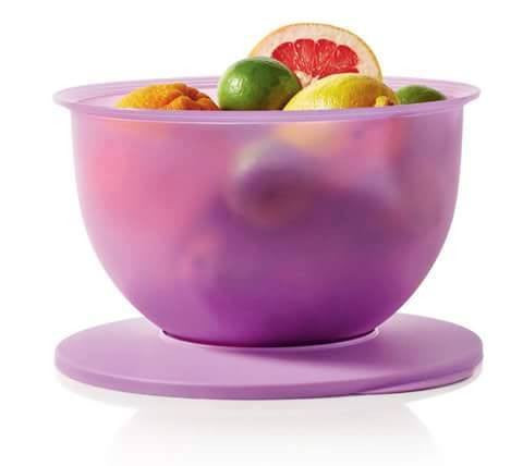 Tupperware Man UK - A02 Expressions Bowl 4.3L