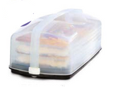 Tupperware Man UK - H25 Rectangular Cake Server
