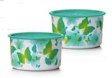 Tupperware Man UK - One Touch Canister Butterfly Design 2.4L