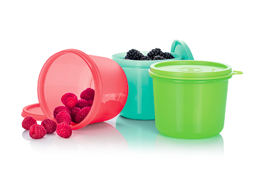 Tupperware Man UK - Fridge Bowls set (3)