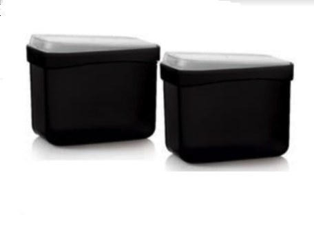 Drawer Canisters 1L (set of 2)