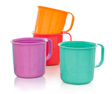 Tupperware Man UK - Table Collection Mugs (4)