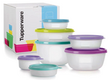 Tupperware Man UK - N10 Magnificent Fridge Set (7 pieces)