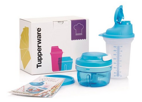 Tupperware Man UK - Twist and Shake set