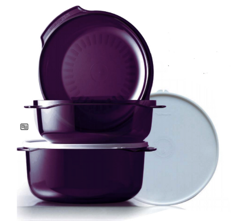 Tupperware Man UK - Micro Stack Cooker