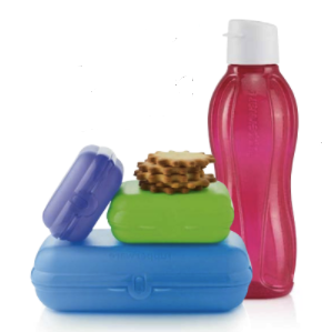 Tupperware Man UK - Oyster Lunch Set