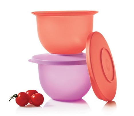 Tupperware Man UK - Expressions Bowl Set 550ml