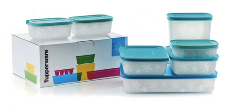 Tupperware Man UK - Magnificent Freezer Set