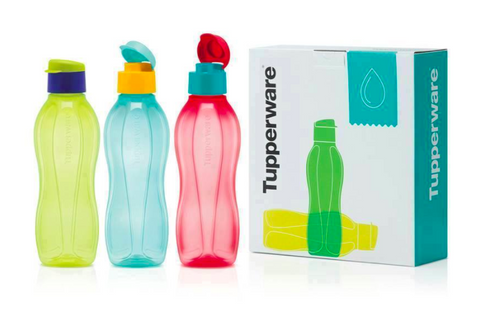 Tupperware Man UK - Eco Bottle set 750ml (3)