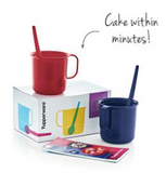 Tupperware Man UK - Micro Mug Cake set