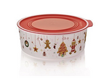 Tupperware Man UK - Baseline Canister Round 1.5L gingerbread