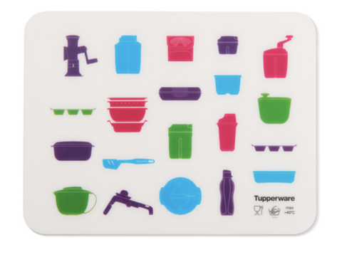 E75 Flexible Cutting Board with product images