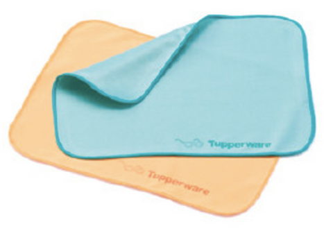 Tupperware Man UK - M06 Microfibre Glasses Cloth