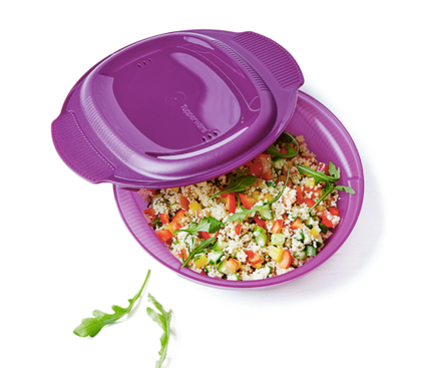 Tupperware Man UK - Micro Healthy Delight
