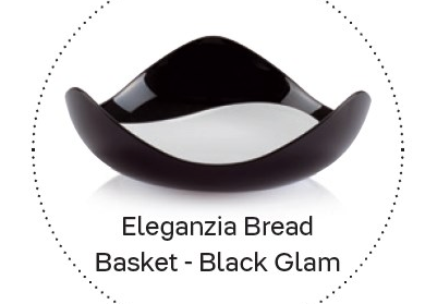 Eleganzia bread basket glam *ONE THIRD OFF*