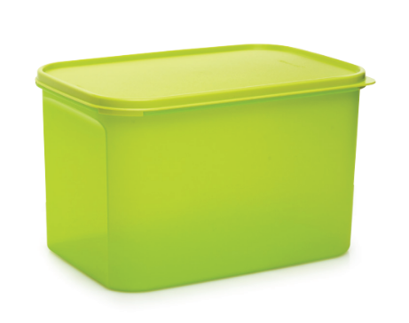 Space Saver Rectangle 6.5L green *25% OFF*