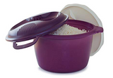 Tupperware Man UK - Microwave Rice Cooker 2.2L