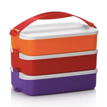 Tupperware Man UK - Click and Go set