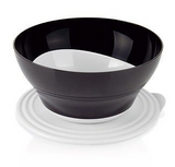 Tupperware Man UK - Eleganzia bowl black glam