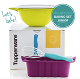 Tupperware Man UK - Magnificent Junior Baking Set