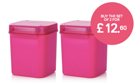 A04 Signature Line mini high 1.2L fuchsia pink (2) *35% OFF*