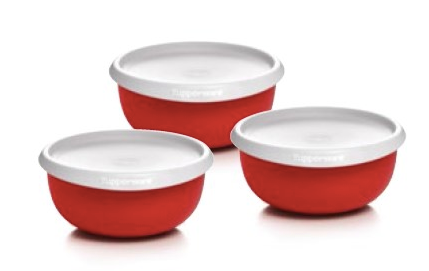 Tupperware Man UK - Blossom Bowl 550ml