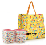 Tupperware Man UK - Baseline Popsicle Set + bag