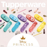Tupperware Man UK - Disney Princess snack set