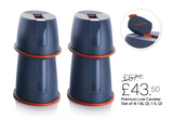 Tupperware Man UK - Premium Canister set