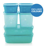 Tupperware Man UK - Freezer Mates starter set (6 pieces)