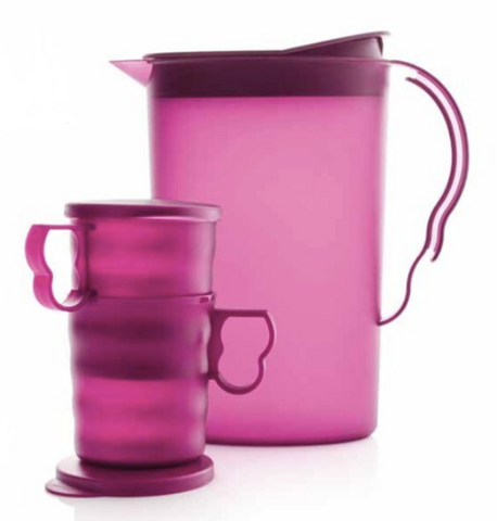 Tupperware Man UK - Expressions Mugs set